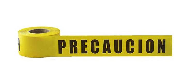 PRECAUTION Barricade Tape - CP2