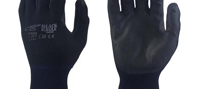Black Eagle® Black Polyurethane- 1669
