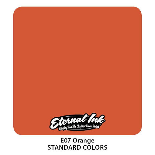 Eternal Ink - Orange