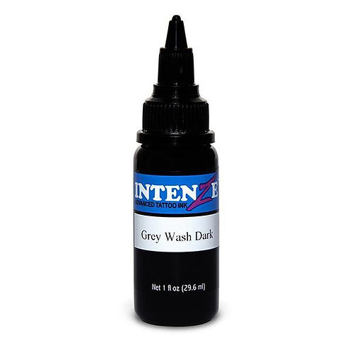 Intenze Ink - Gray Wash Dark