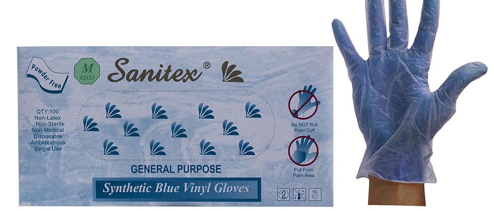 Sanitex® Blue Vinyl - 2350