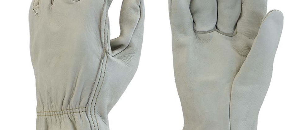 Leather Driver Work Gloves Regular Grade - 4720