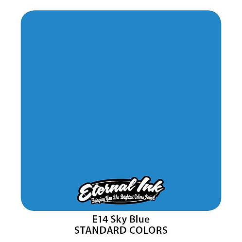 Eternal Ink - E14 Sky Blue