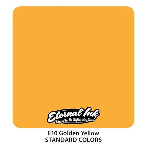 Eternal Ink - E10 Golden Yellow