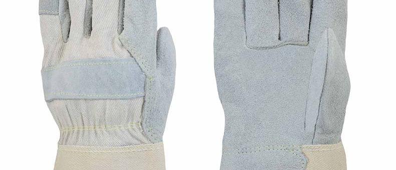 Kevlar® Sewn Leather Palm - 5421K