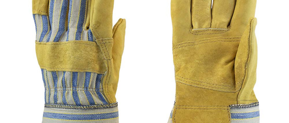 Yellow Grain Leather Palm - 5719AL