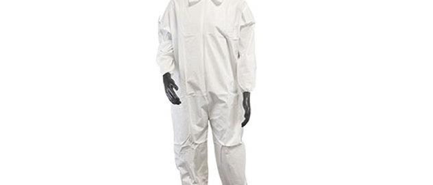White Microporous - 7417