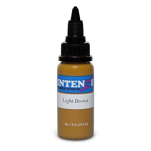 Intenze Ink - Light Brown