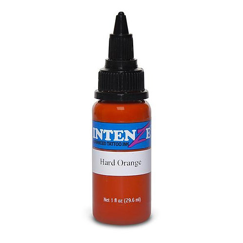 Intenze Ink - Hard Orange