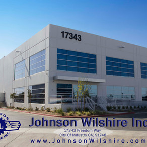 Johnson Wilshire Inc. Moved!! Check Out Our New Home ------->