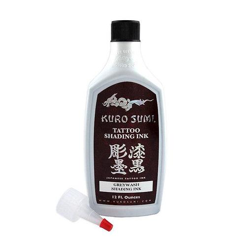 Kuro Sumi Gray Wash