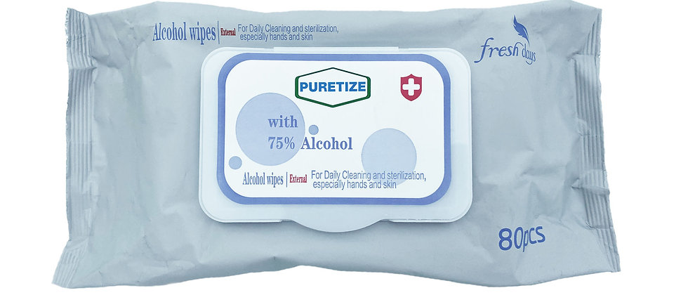 Alcohol Wipes - 216120