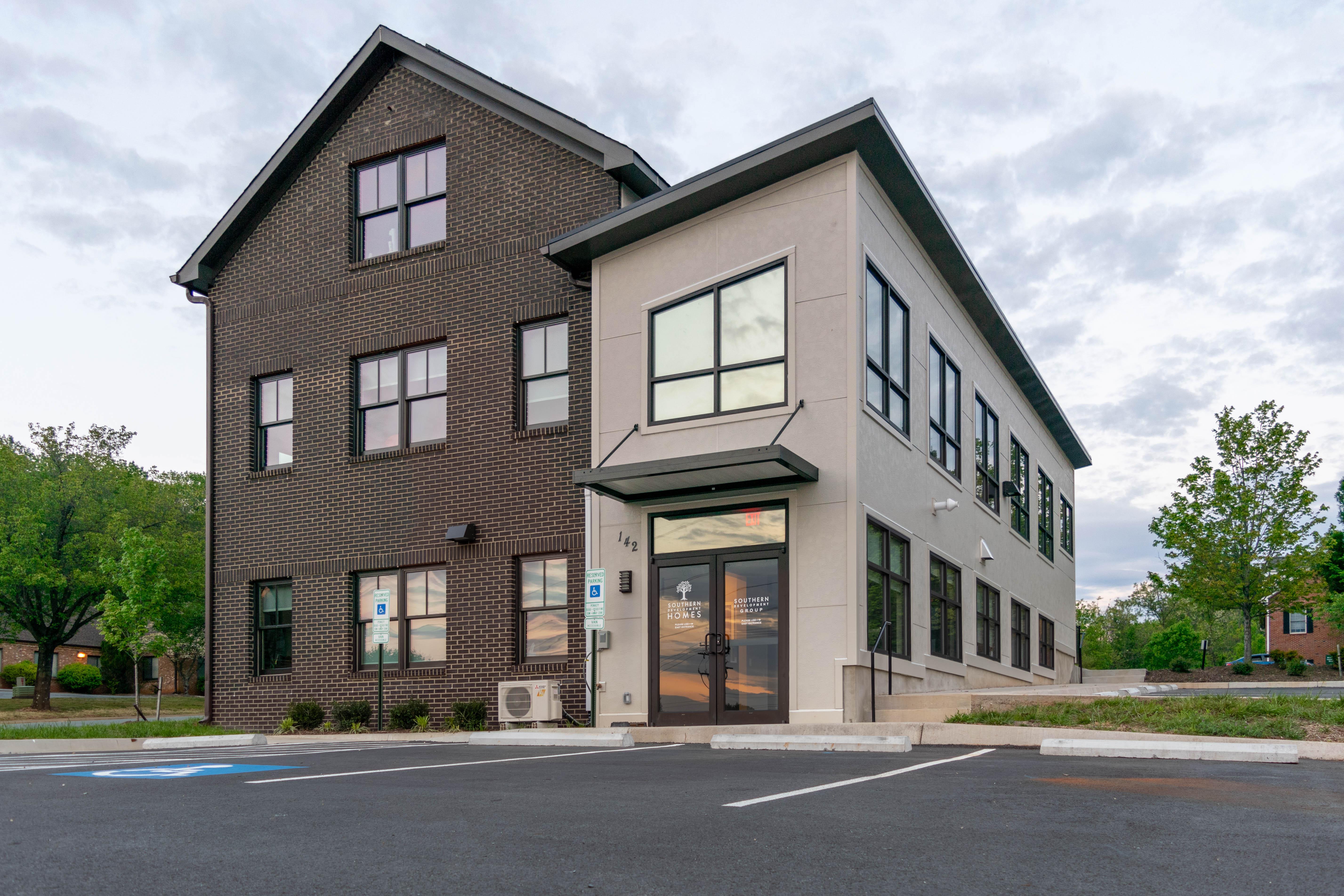 Southern Development Offices   Charlottesville, VA