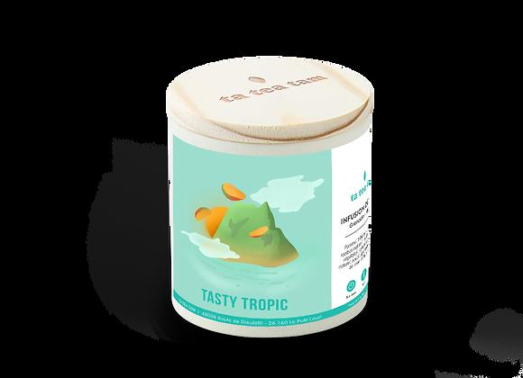 TASTY TROPIC - Infusion de fruits - Grenade - Mangue