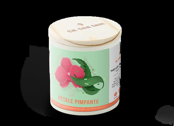PETALE PIMPANTE - Thé vert Fraise - Orchidée
