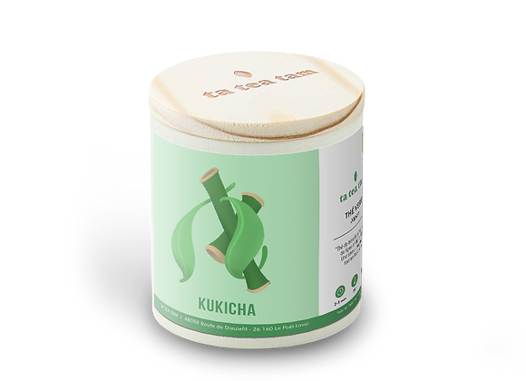 KUKICHA - Puissant et très peu théiné.