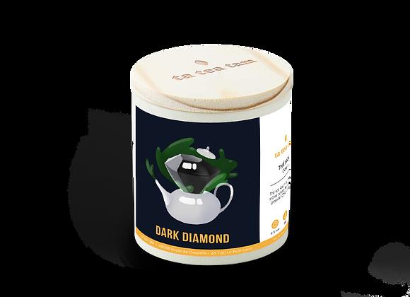 DARK DIAMOND - Thé noir Cassis