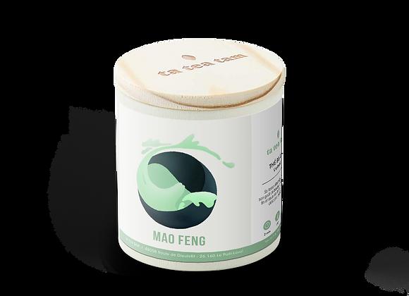 MAO FENG - Un classique aux feuilles roulées, en version thé blanc!