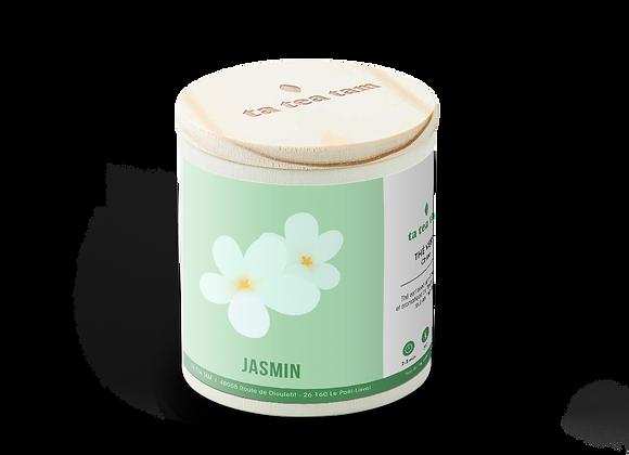 JASMIN - Une alliance de saveur indémodable.