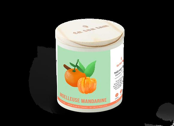 MOELLEUSE MANDARINE - Thé vert Orange - Vanille - Epices