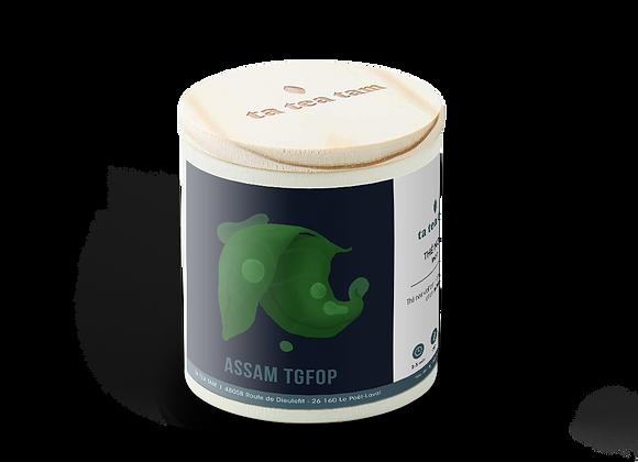 ASSAM - TGFOP - Thé noir d'Inde tout en douceur.