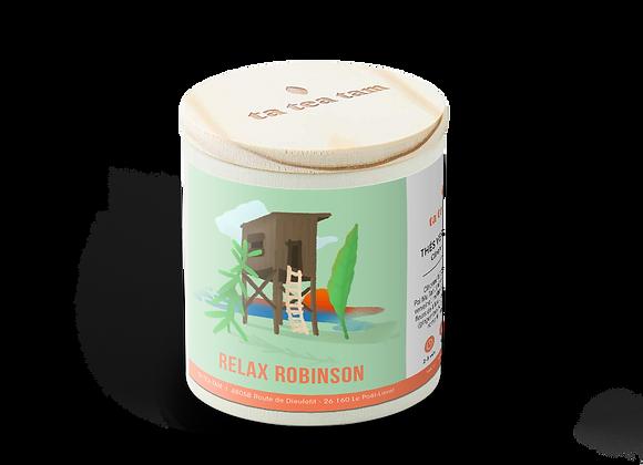 RELAX ROBINSON - Thé vert Citron - Verveine