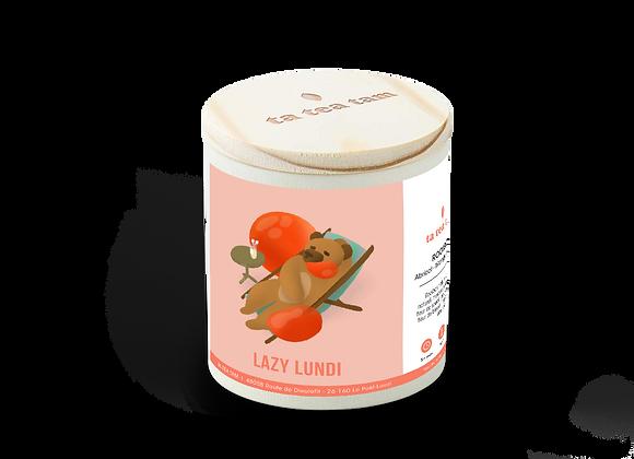 LAZY LUNDI - Rooibos Abricot - Mangue - Orange