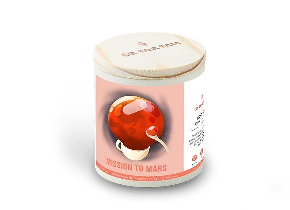 MISSION TO MARS - Rooibos Citron - Caramel