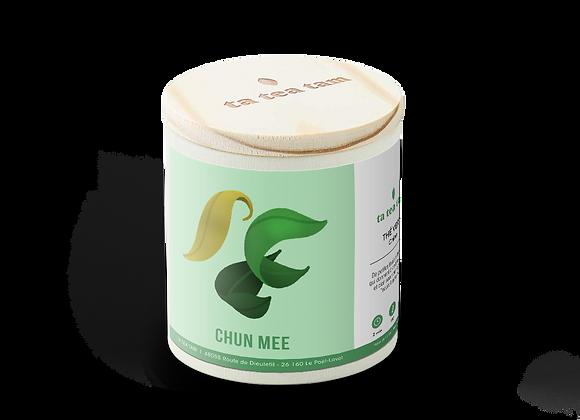 CHUN MEE - Thé populaire, fin et fleuri.