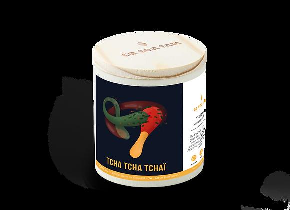 TCHA TCHA TCHAÏ - Thé noir Mélange d'Épices