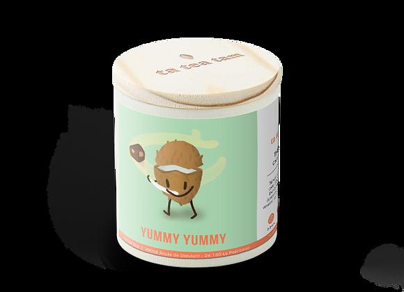 YUMMY YUMMY - Thé vert Coco - Brownie