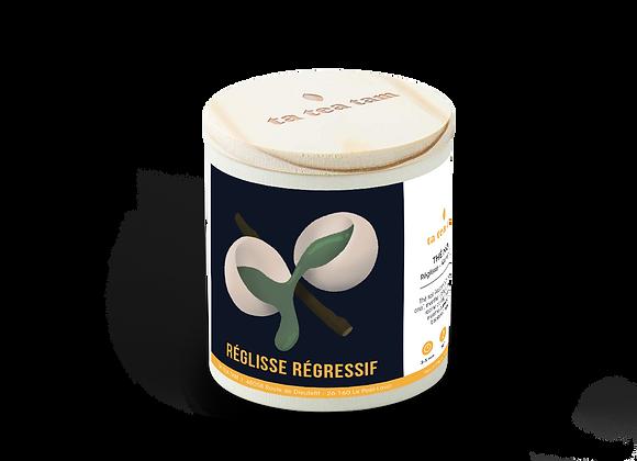 RÉGLISSE RÉGRESSIF - Thé noir Réglisse Menthe Anis