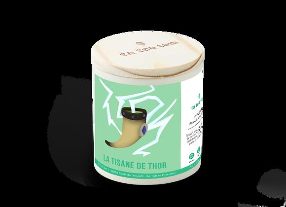 LA TISANE DE THOR - Infusion Fenouil - Anis - Gingembre - Sauge