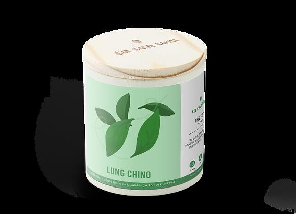LUNG CHING - Thé à feuilles plates au fort caractère.