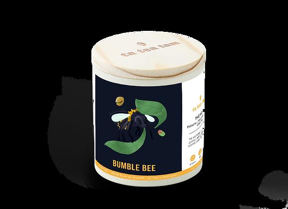 BUMBLE BEE - Thé noir Pistache - Pâte d'amande
