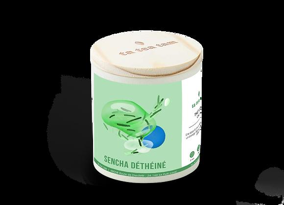 SENCHA DÉTHÉINÉ - Le plaisir d'un délicieux thé vert, sans théine.
