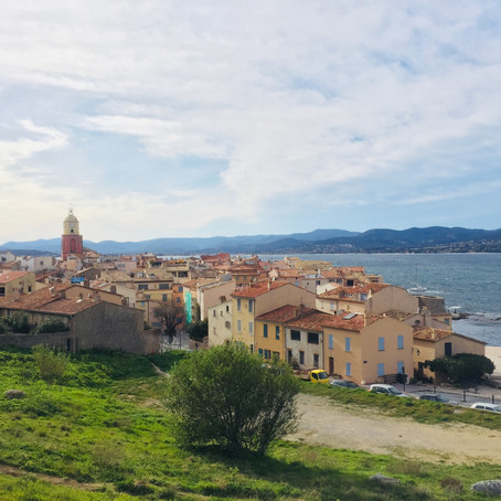 St.Tropez im Südwind/Picasso in Vallauris...Antibes j´adore*