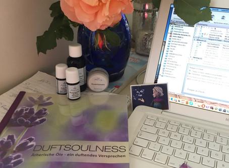 Glück muss man haben! QUICK Aroma online Beratung-mein neues Service für Sie...