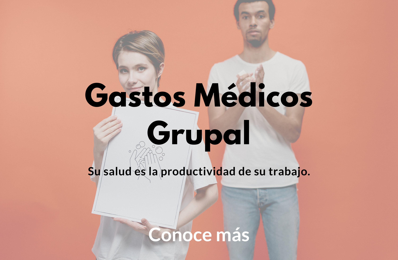 Gastos Médicos Grupal - Colectivo