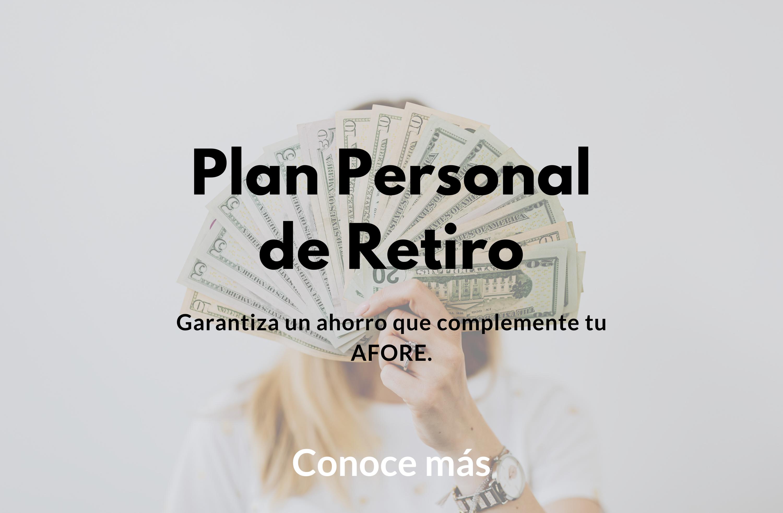Plan Personal de Retiro