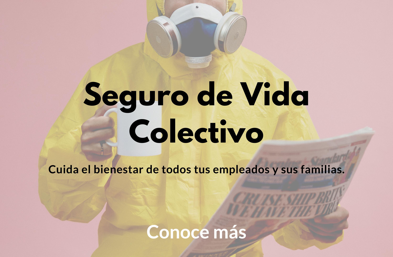 Seguro de Vida Grupal - Colectivo