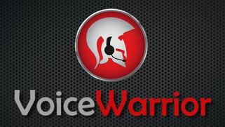 VoiceWarrior Gaming App Promo