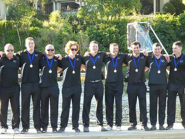2017Oceania & World Games Team, Paddle Blacks