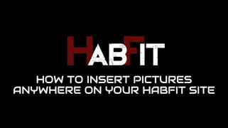 HabFit Website Explainer