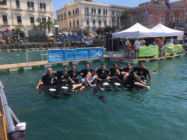 2016 World Championship Team, Paddle Blacks