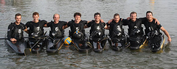 2015 Oceania Championship Team, Paddle Blacks