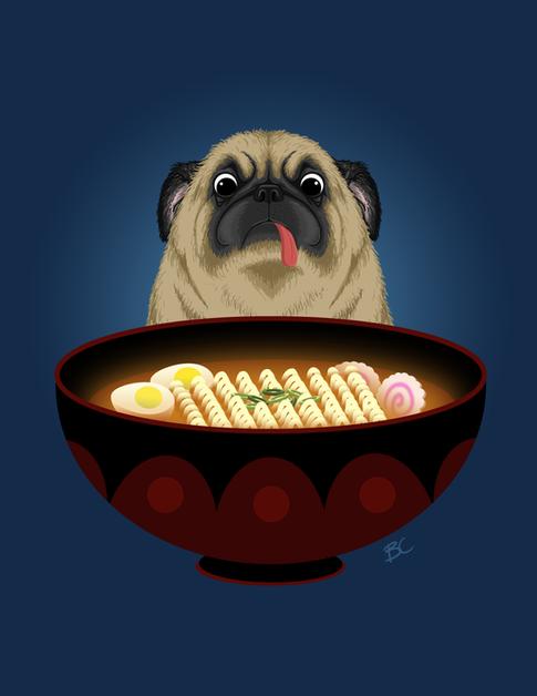 A Hungry Boi