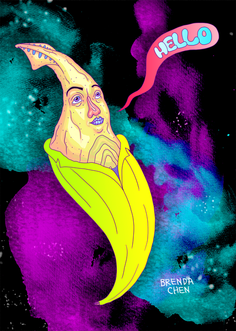Banana Squid