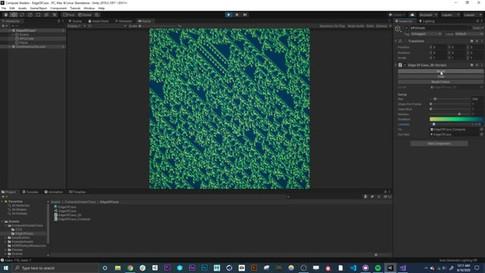 Edge of Chaos Compute Shader