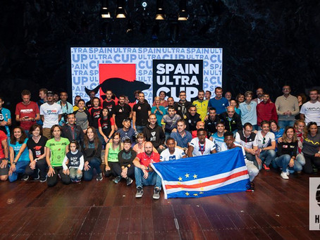 SPAIN UTRA CUP 2018 CIERRA CON 120 CORREDORES FINISHERS